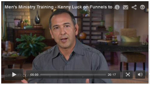 Hear directly from Kenny Luck about Sleeping Giant