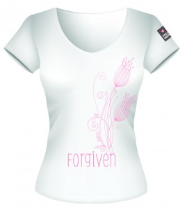 Project Inspired Forgiven T-shirt