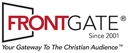 FrontGate Media Logo Christian PR Agency