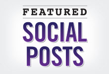 Featured Social Posts
