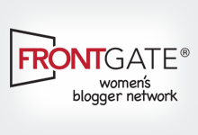 FrontGate Women's Blogger Network